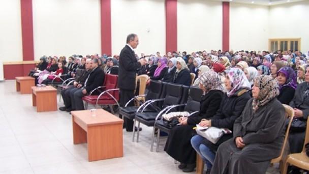 Milli Eğitim'den Öğrenci Velilerine Konferans!