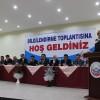 Şahin Belediyenin 3 Yılını Anlattı