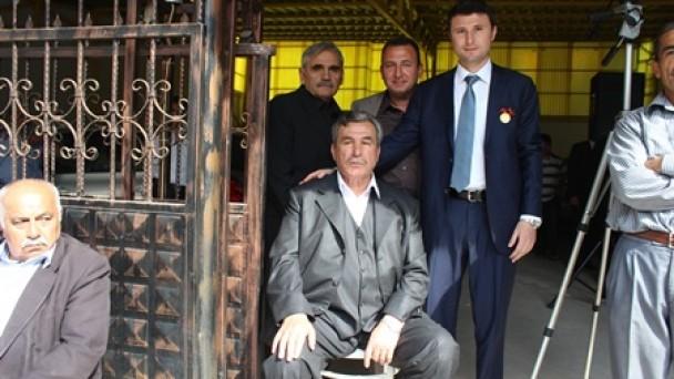 Zafer Nalbantoğlu'na görkemli düğün