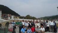 Kiad Üyeleri, Bosna Hersek'e Gitti