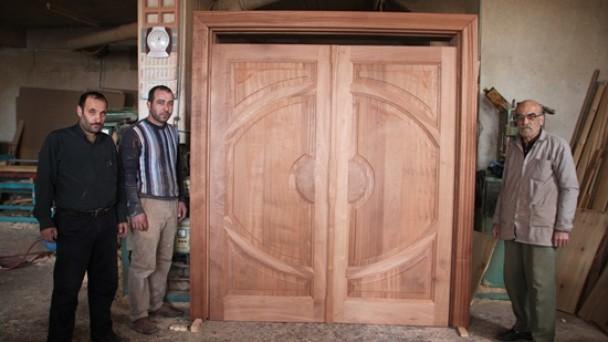 Cami Kapıları Tosya'dan