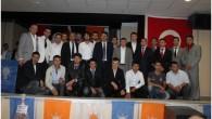 Ak Parti İlçe Gençlik Kolları 3. Kongresini yaptı