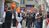 MMB Çiğ Köfte Salonu açıldı