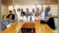 2 Ak parti İl Kadın Kolları Başkanından Verimli Toplantı