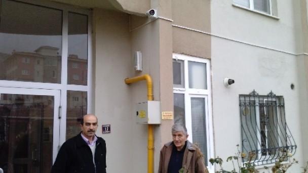 TOKİ'ye Güvenlik Kamerası Takılıyor!