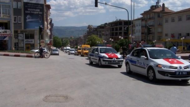 Trafik Haftası Kutlamaları Kortejle Başladı