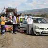 D-100 Karayolu'nda Kaza; 1 Yaralı