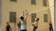 Cezaevinde Veleybol Turnuvası