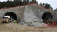 Tünel Çalışması Hızla Devam ediyor