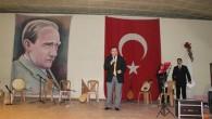 Tosya Musiki Cemiyetinden Gazi Fırat'a muhteşem destek..