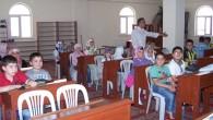 Tosya'da Yaz Kur'an Kurslarına Büyük İlgi