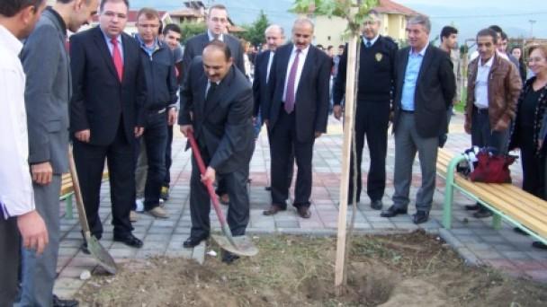 """Aydın """"Tosya'nın Hedefi Üniversite Olmalı"""""""