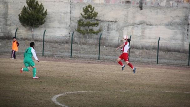 Tosya Belediyespor:1 – Yeşil Kırşehirspor:1