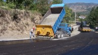Yunus Emre Mahallesi asfaltlanıyor