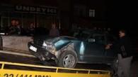 Tosya ilçesi Çanakkale Şehitleri Caddesinde Kaza