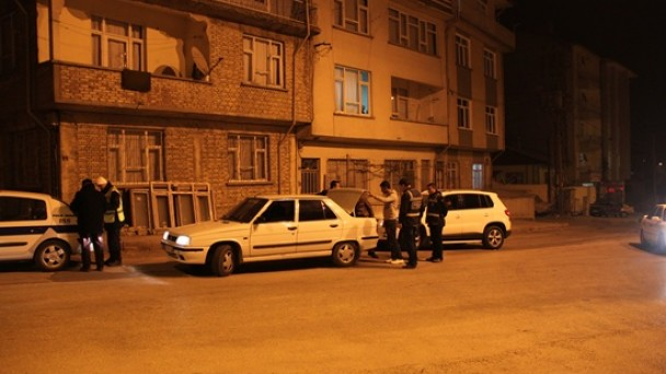 Tosya da Yılbaşı Gecesi Asayiş Berkemal