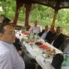 Defterdar Yaşar Kısa'dan ilçemize ziyaret