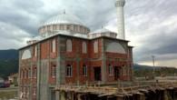 İpekyolu Camii İnşaatında Son Durum