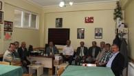 Başkan Buğur, Tosya'yı ziyaret etti
