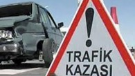 Tosya'da Kaza; 2 Yaralı