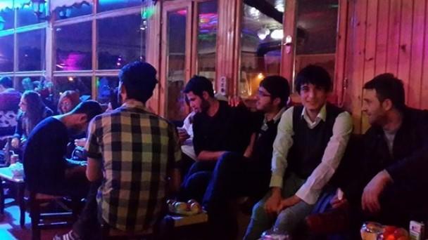 Gençler Derya Kafe'de Eğlendi!