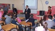 Vergi Dairesi Ortalıca Ortaokulu'nda