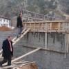 Mahallesine köprü tipi menfez