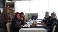 Ak  Parti Kadın Kolları  Kahvaltıda Buluştu