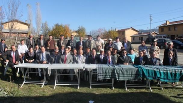 Kaymakam Türköz'den Köylere Hizmet Çıkarması