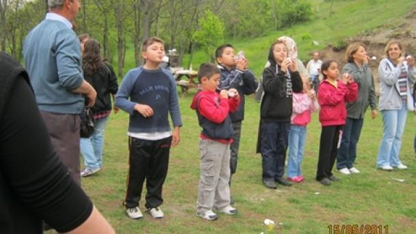 Halk Eğitim Müdürlüğü Piknik Düzenledi