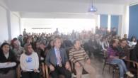 İnebolu Gümrük Vekilinden Tosya MYO'da Seminer