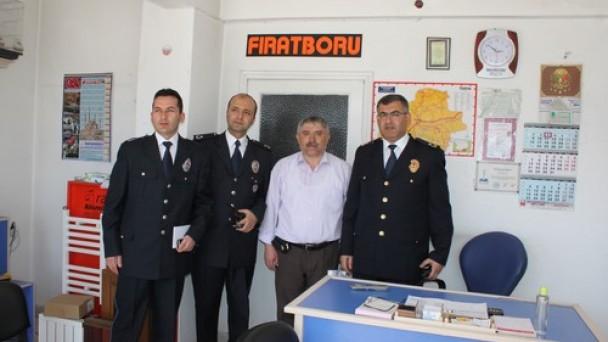 Polis Haftası Kutlamaları Ziyaretle Başladı