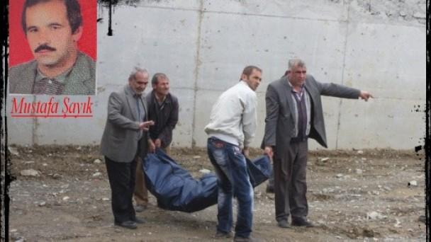 Tosya'da Cinayet;1 Ölü