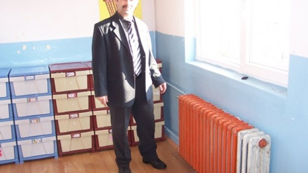 Mehmet Akif İ.O'da Isınma Problemi Çözüldü
