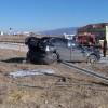 D-100 de 2 Kaza; 3 Yaralı