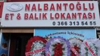 Tosya Nın İlk Balık Restaurantı