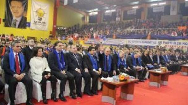 Esenler AK Parti`de Kastamonu Rüzgarı