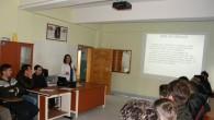 """Tosya'da, ilk defa """" Hijyen Eğitimi"""" verildi"""