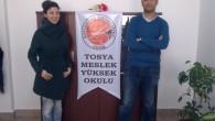 TOSYA MYO ÖĞRENCİLERİ AVRUPA'DA
