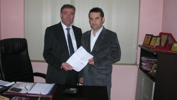 AK Parti Tosya İlçe Yönetim Kurulu Üyeliğine Şakir Gürlük getirildi