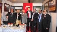 Kaymakam Türköz,Tosya stantlarını ziyaret etti