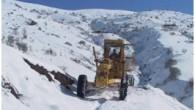Tosya'da 2 köy yolu ulaşıma kapalı