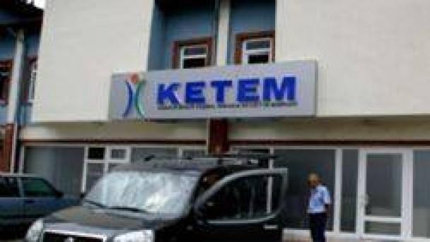 KETEM yeni binasında
