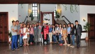 Öğrencilerin Sertifika Töreni