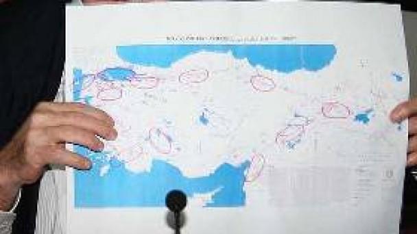 Tosyalıyı yakından ilgilendiren harita..!