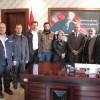 Tosya Basınından Başkan Şahin'e Ziyaret!
