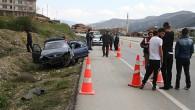 Tosya D-100 Karayolunda Trafik Kazası 1 Ölü 1 Ağır Yaralı
