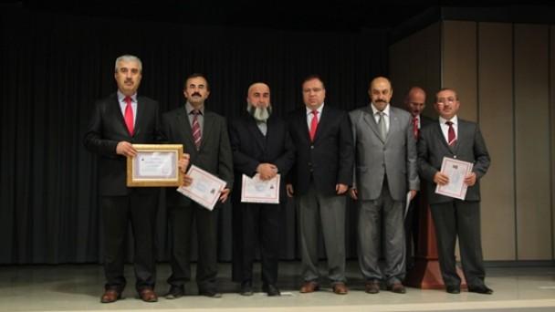 Din Görevlileri ve Camiler Haftası Sona Erdi