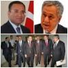 Ankara'da bir dizi görüşmelerde bulundular