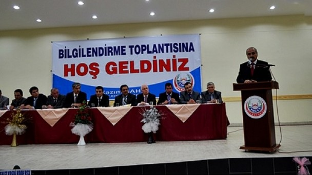 Başkan Şahin halka belediyenin çalışmalarını anlattı